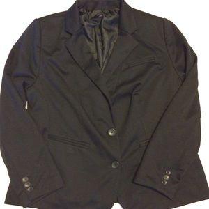 Button-Up Blazer